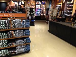 Retail Concrete Polishing