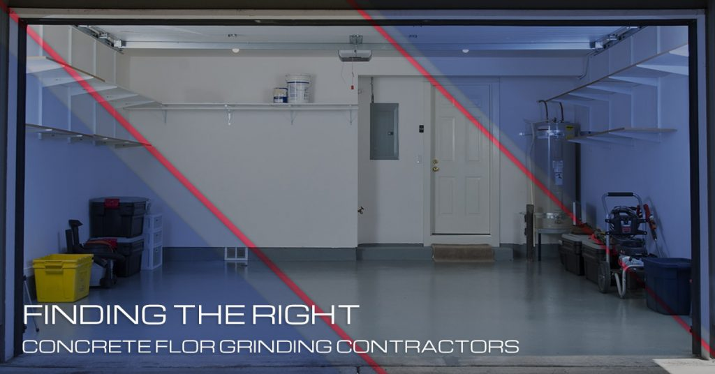 Finding The Right Concrete Floor Grinding Contractors All West